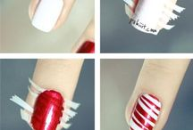 Nail Designs / Need some nail art inspiration? Get ready for some manicure magic as we bring you the hottest nail designs.  #nail #design #art #diy