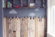 Maison / Idées rangements, décorations, récupération pour la maison et le jardin.
