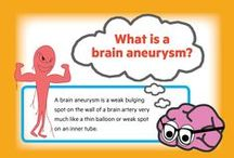 Education / Information on brain aneurysms, ruptures, technology, devices as well as information on webinars, blogs, and other educational information.