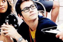 """(PB) Alfred Royard / Intelligent friend of Fay's. Nicknamed """"Batman"""" by India. Oblivious to India's feelings. A nerd without being nerdy. Eventually becomes either a high school science teacher or an IT guy at the local college. I have determined that Dylan O'Brien looks the most like Alfred."""