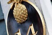 Dorado / Colores dorados en  Decoración. www.thedecojournal.com