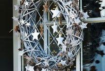 X-mas / Vánoční ozdoby typy na výzdobu