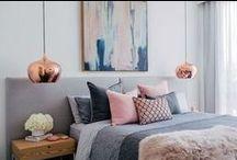 Dormitorios / Decoración y tendencias de dormitorios
