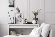 Workspace / A sneak peek at artist studios and tips for those of us working at home