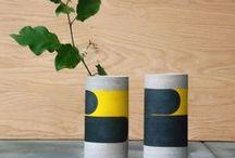 Interior Design / Ideas of home design, how to arrange art, how to explore colour and texture.