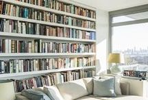 Bookshelf / Lovely bookshelves!