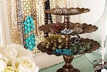 Jewelry Organization / Connect with us... www.psorganizing.com  www.facebook.com/practicalsolutions www.Twitter.com/psorganizing