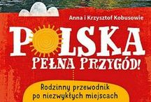 Mały Podróżnik - książki (Little Traveler - books) / Książki Anny i Krzysztofa Kobusów o rodzinnym podróżowaniu wydawca: NATIONAL GEOGRAPHIC!