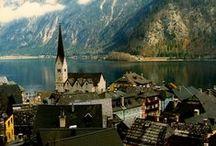 PAISAJE. / Aquellos paisajes que visitaría ó visitaré.