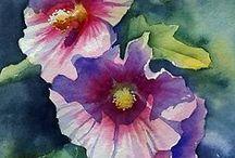 Florecillas. / Solo por el placer de ver bellas flores.