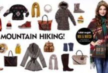 Mountain Hiking! | AW 2014 / Be hippie, ethinic but always stylish! Οι χειμερινές εξορμήσεις έχουν ήδη ξεκινήσει και ένα ethnic nomadic look αποτελεί την καταλληλότερη και καλύτερη επιλογή για αυτές τις περιστάσεις. http://fullahsugah.gr #hippie #ethnic #nomadic #navajoprints / by Fullah Sugah