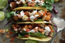 Mexican Eats / Our favorite Mexican recipes!