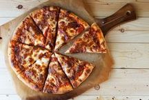 Pizza / Pizzas we want. Right now.