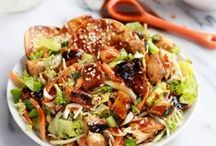 Asian Inspired / Our favorite recipes for replicating authentic Asian flavors at home.