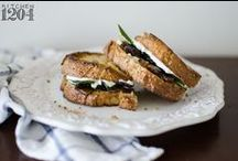 Sandwiches / Deliciousness between two slices of bread--here are the sandwich recipes we can't get enough of!