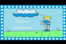 Videos / Βίντεο για τη γερμανική γλώσσα