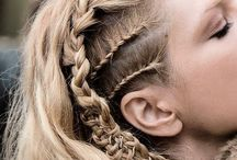 Hairstyles / Festival hairstyles