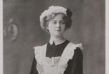 Maids of Theater and Hollywood / Actresses that played maids on stage and on film