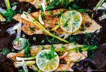From the Sea / Fish, shellfish and other seafood recipes to try.