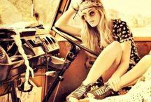 hippie life ...