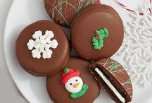 Christmas baking / Christmas treats & baking