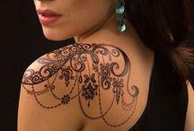 Tattoo - Mandala / Tattoo mandala inspiration