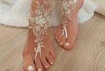 Wedding - lábravaló
