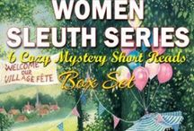 Cozy Mysteries / Cozy mystery books I love to read