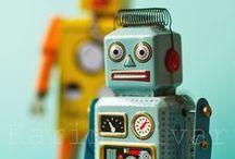 Robotic - Gestern und Heute / Roboter: In der Industrie nicht mehr wegzudenken. In der Gesundheitsbranche verbreitet. Jetzt kommen sie zu uns nach Hause.