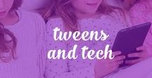 Tweens and Tech / Helping parents of children 9-12 better manage internet, tech and social media. www.digitalparentingcoach.com