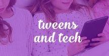 Tweens and Tech / Helping parents of children 9-12 better manage internet, tech and social media. www.digitalparentingcoach.com
