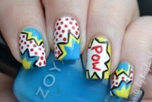 Geek Makeup & Nails / Geeky makeup looks and products.