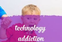 Technology Addiction / Resources on addiction and problematic use of internet, technology and social media.