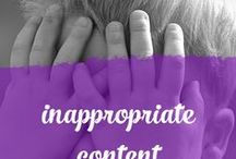 Inappropriate Content / This Board is all about sexting and inappropriate contents. Topics that are a bit awkward to talk about with our children but we ALL must be vigilant. We should be aware about these topics and we should know what to do when that time comes! We can do this Digital Parents! www.digitalparentingcoach.com
