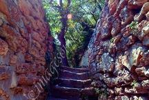 Labyrinth Garten - Balchik - Bulgaria / Maze garden - Balchik, Labyrinth Garten - Balchik, Jardin labyrinthe - Balchik, Gradina labirint - Balcik  www.imagesoundexpert.com