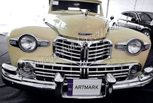 VINTAGE - ANTIQUE CARS / VINTAGE CARS, ANTIQUE CARS, jeep wyllis 1948, mercedes 300 cabrio adenauer 1953, skoda 1100 OHV 1939, ford vedette 1953, lincoln continental 1947, cadillac deville convertible el dorado 1964, mg b 1971,
