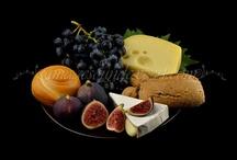 Fruit of autumn - Product Photo / Fotografie produs - fructe de toamna / Product Photo - fruit of autumn / Product Photo - Obst im Herbst / Photo du produit - fruit de l'automne (struguri, cascaval, branza cu mucegai albastru, grapes, blue cheese, trauben,  blauschimmelkase, raisin, fromage bleu)