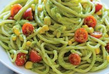 Meatless Monday - dinner recipes / Here are recipes we've tried, eaten or are hoping too for those days one doesn't feel like meat :)
