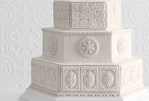 Beautiful Wedding Cakes / #wedding, #cake