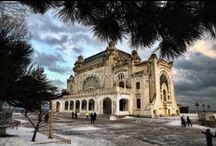 Casino Constanta / Casino Constanta, spring, summer, autumn, winter,