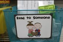 Daily Five- Read to Someone
