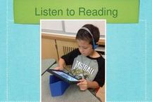 Daily Five-Listen to reading