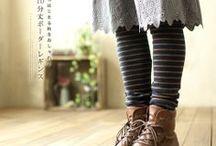 clothing / by Jen Davidson