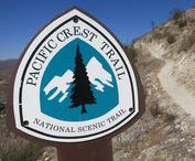 PACIFIC CREST TRAIL! / A 2,600 mile footpath from Mexico to Canada across the western United States.