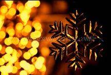 Magic Christmas / ornaments tree