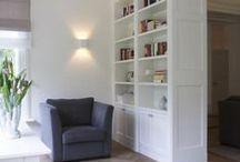 Ideeën voor het huis / Keuken en woonkamer