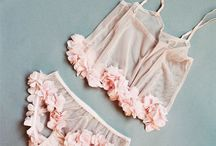 beautiful lingerie. / Lingerie is not for other people to see but for you to feel confident in.