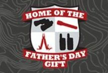 Father's Day / All the inspiration, gift ideas and products you'll need to ensure you find your Dad the ideal gift for Father's Day.