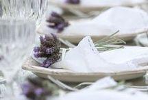Lawenda Wedding Deco