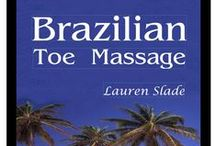 Brazilian Toe Massage / Brazilian Toe Massage is a 15 minute short cut to deep relaxation.  Great for calming children with active attention deficit disorder (ADD).